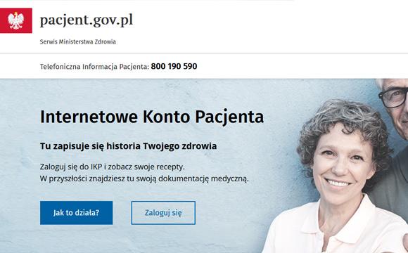 Internetowe Konto Pacjenta oraz e-Recepty